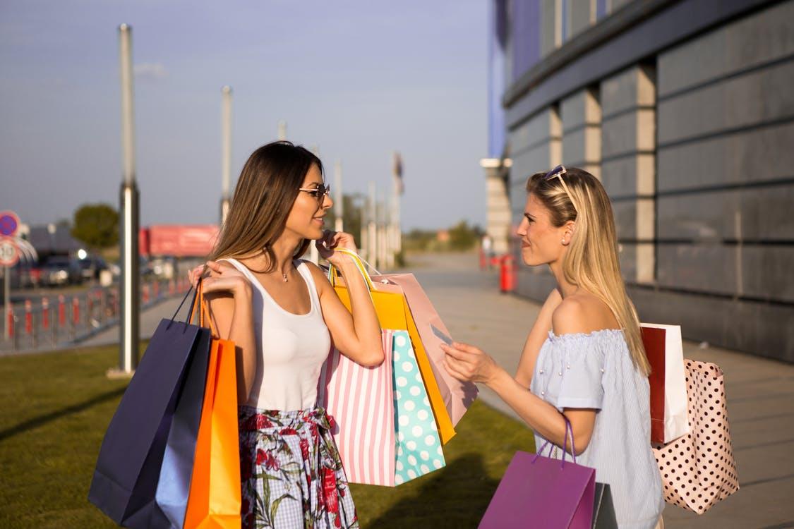 Enjoyeuse ★ Quelle shoppeuse es-tu ?