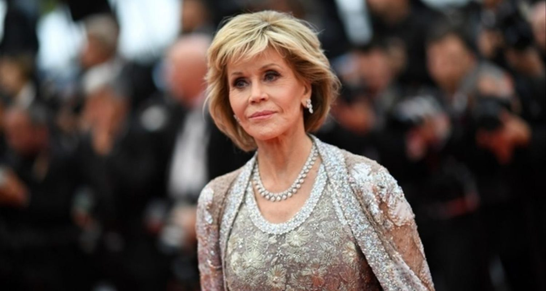 Enjoyeuse ★ Jane Fonda