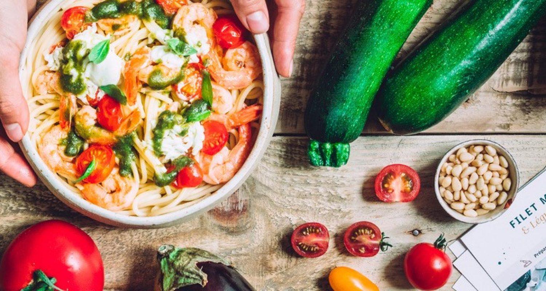Enjoyeuse ★ Recettes et cabas, Gratin Saumon Légumes
